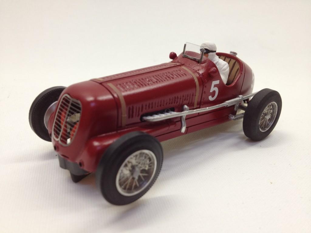 TRRC 1938 Maserati