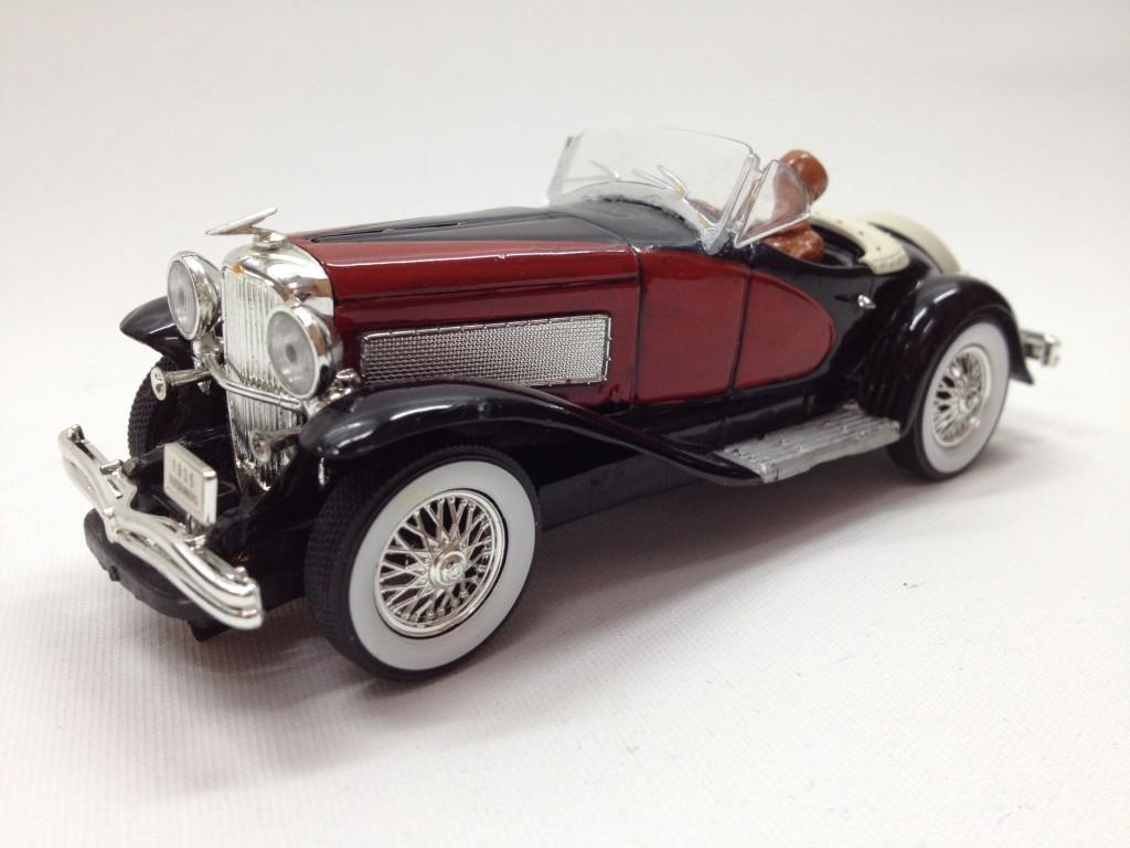 Bum Slot 1018 Duesenberg SSJ - Resine Slot Car Carrera Modellauto 1:32