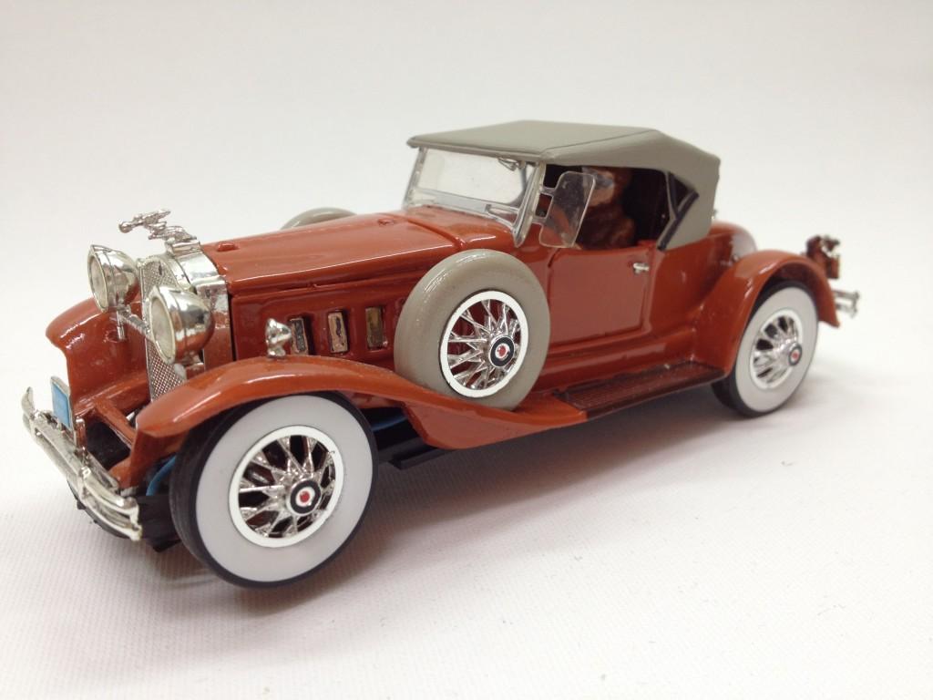 Bum Slot Resine 1003 Packard 1932 - Slotcar Modellauto Carrera